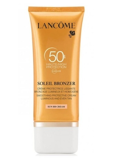 Lancome Lancome Soliel Bronzer Smoothing Protection Cream Lumin.50 Ml Renksiz
